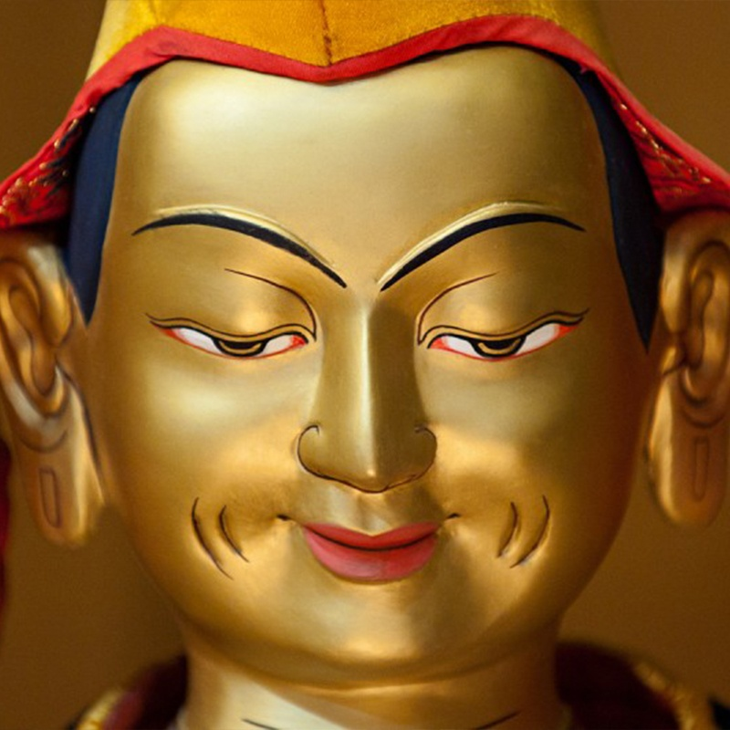 Je Tsongkhapa, Buddhist master, Carlisle, prayers, everyone welcome