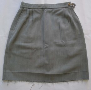 1956 Melbourne Olympic Games Skirt, University of Melbourne Archives. Fletcher Jones Business and Family Records, 201.0031.00808