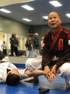 Ko Am Mu Do gun self defense Grand Master Guak