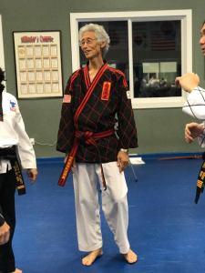 Ko Am Mu Do Grandmaster Jun Teaching