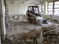 April 2004 - 3rd Floor Demolition