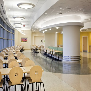 Cafe Dining Area