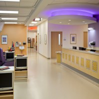 Pediatric Infusion Bays