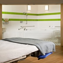 Labor & Delivery Room with Laboring Tub