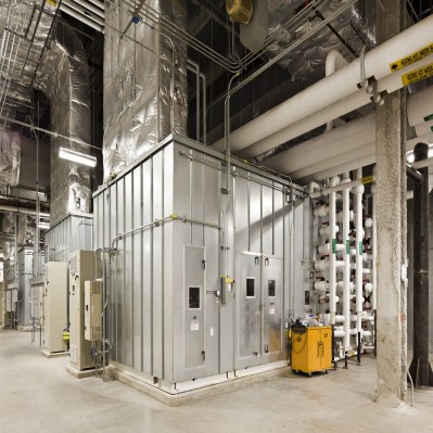 Air Handling Unit- Main Mechanical Room