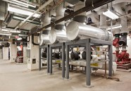 HHW Steam to Water Exchangers - Central Plan