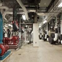 Condenser Water Pumps (Left)