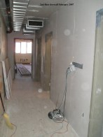 2nd floor drywall2