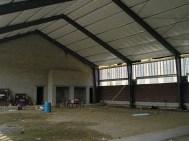 Hitting Facility Inside