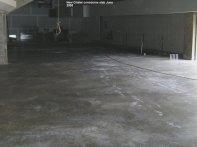 New Crisler concourse slab