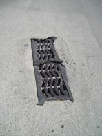 New NW storm drain protection fabric