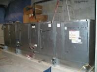 New air-handling unit