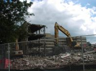Demolition of Clinical Faculty Office Building