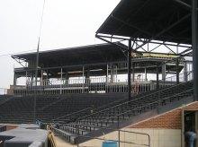 Stadium work from S