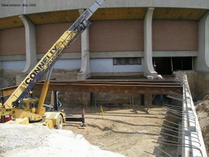 Steel erection 2