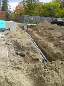 Underground conduit