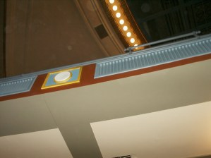 Front of Balcony with New Paint