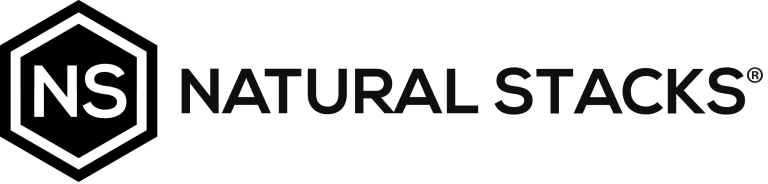 Natural Stacks logo, premium supplements for brain health