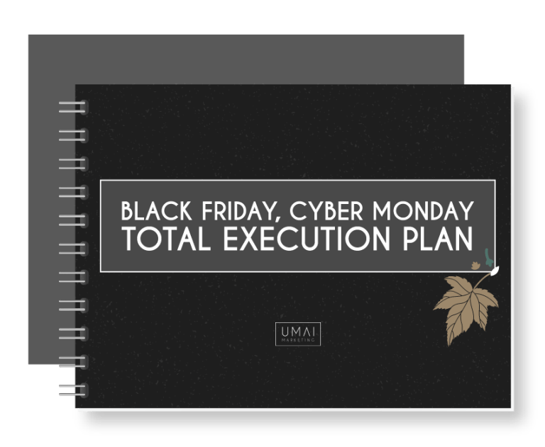 SOP for profitable Black Friday and Cyber Monday marketing plans