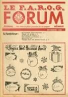 Le FAROG FORUM, 13.3