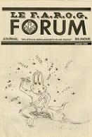 Le FAROG FORUM, 17.4