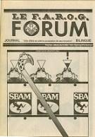 Le FAROG FORUM, 18.3