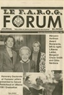 Le FAROG FORUM, 19.1