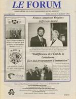 Le FORUM, 30.2