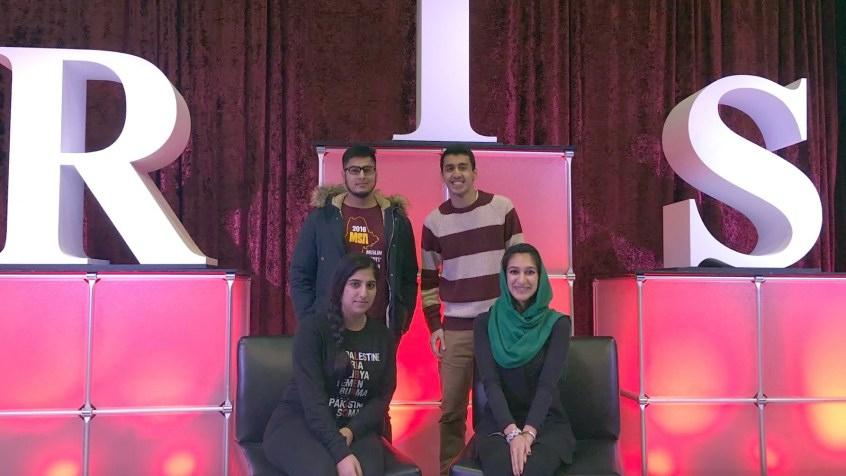 Muslim Student Association at the Reviving Islamic Spirit Conference