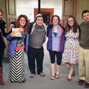 Hillel Passover Event