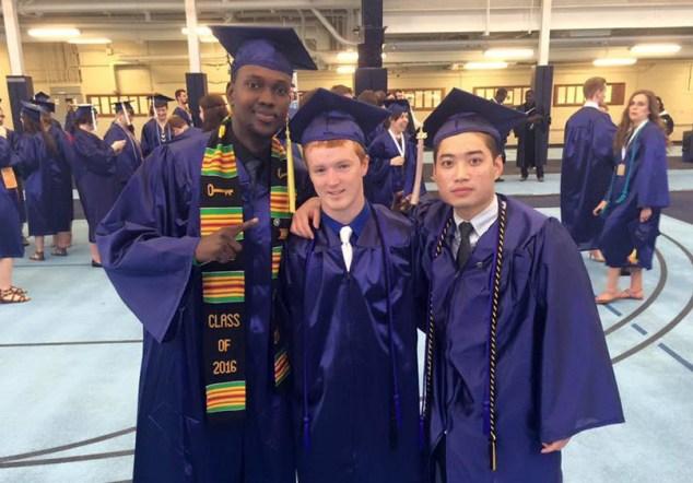 INK Graduation