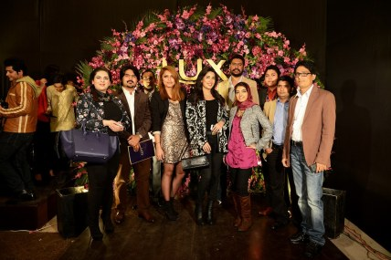 Group M & Lux team with Mehwish Hayat_1024x683