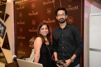 Fareshteh with Ali Safina