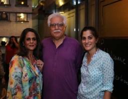Mr. & Mrs. Bajwa with Maheen