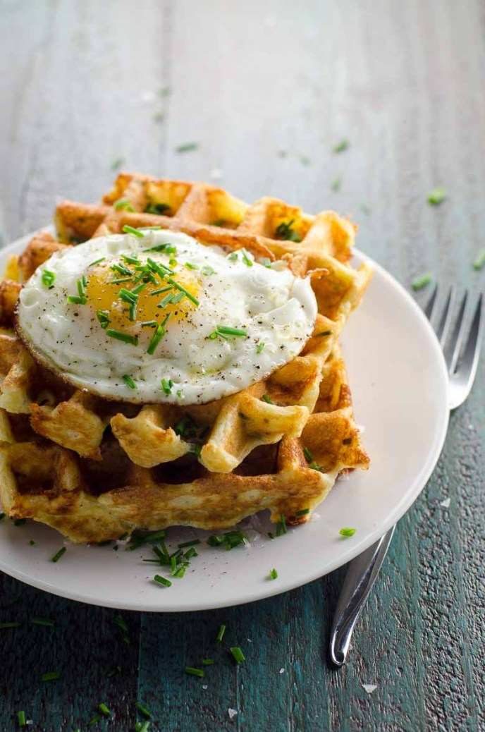 Image result for savory waffles umami girl