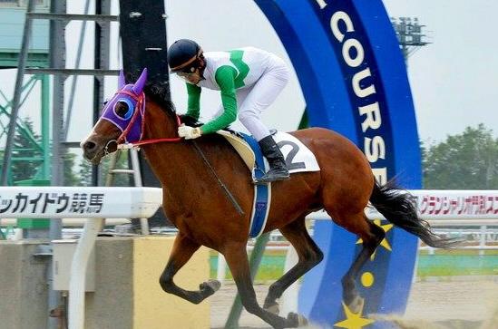 トウカイテイオー最後の産駒、7歳馬「キセキノテイオー」が7/22門別1R(ダ1000)でデビュー!