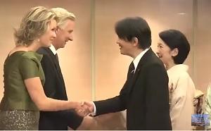 13日ベルギー国王夫妻主催答礼コンサート秋篠宮両殿下