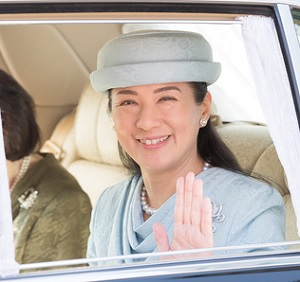 雅子さま53歳のお誕生日