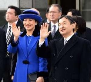 天皇両陛下 フィリピンへご出発 羽田空港で見送り