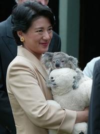 オーストラリア・ニュージーランドご訪問の雅子さま