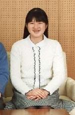 皇太子殿下55歳誕生日の愛子さま