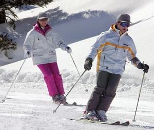 雅子妃殿下はスキーが大好き