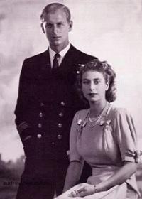 エリザベス女王とエディンバラ公