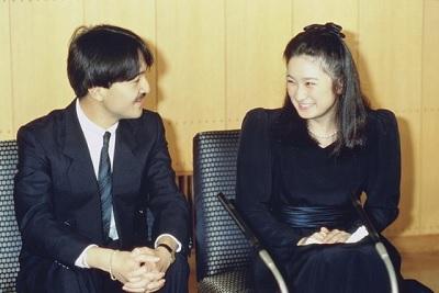 紀子さま婚約会見