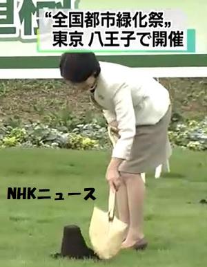 秋篠宮ご夫妻も出席 全国都市緑化祭その2