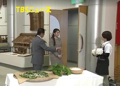 養蚕の歴史資料を展示したシルク博物館を訪問眞子さま