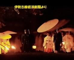 天皇皇后両陛下の長女・黒田清子さん、伊勢神宮祭主として「神嘗祭」を初奉仕 /三重