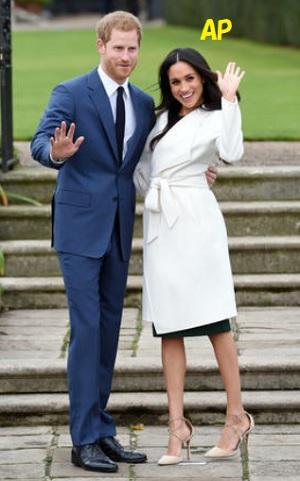 ヘンリー王子婚約