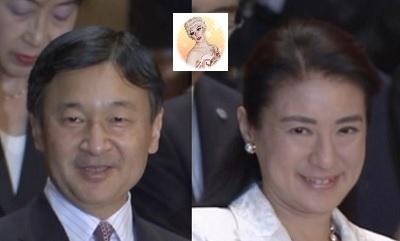 皇太子と雅子さま