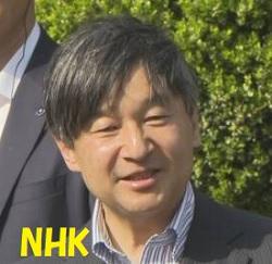 愛知県の皇太子さま